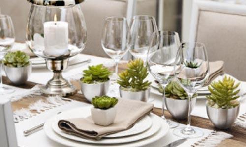 art de la table restaurant design en image. Black Bedroom Furniture Sets. Home Design Ideas