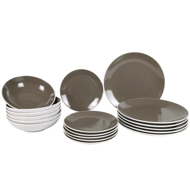 Service a vaisselle complet pas cher design en image for Vaisselle de table pas cher