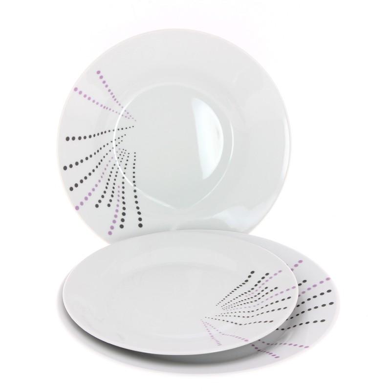 Service vaisselle 18 pi ces design en image for Vaisselle originale pas cher