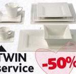 Casa service vaisselle