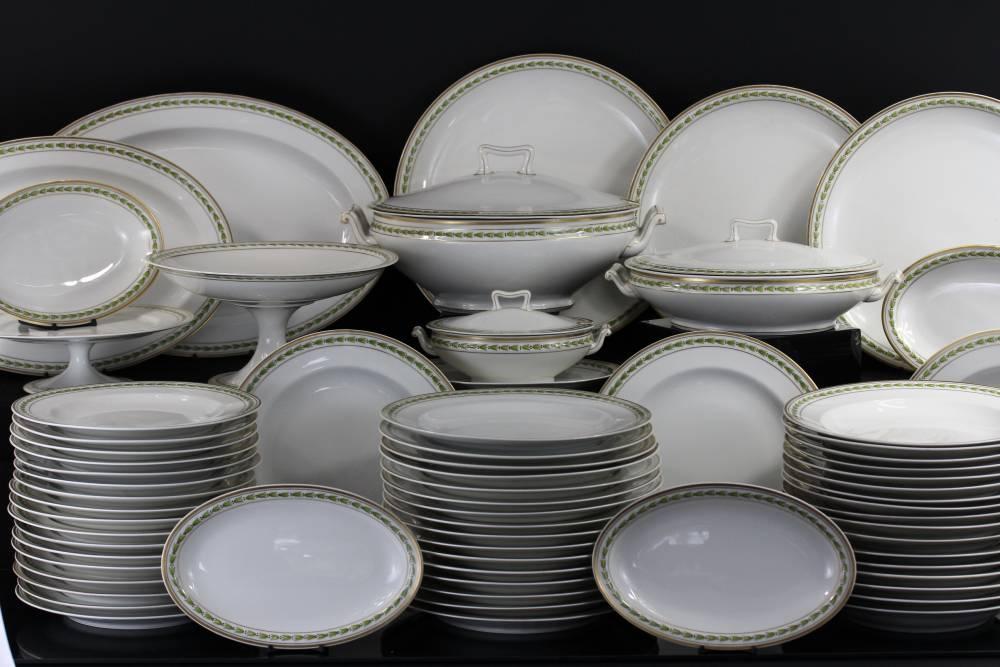 Service porcelaine blanche design en image - Service de table pas cher ...