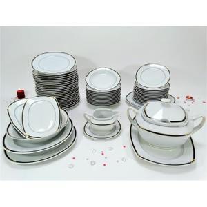 Service assiette complet 12 personnes design en image for Arts de la table pas cher