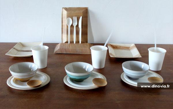 Art de la table jetable design en image - Set de table jetable pas cher ...
