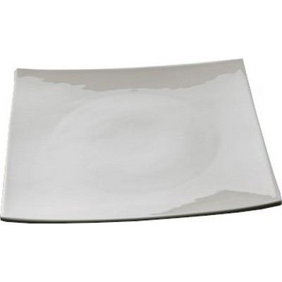 Assiettes plates blanches pas cheres design en image - Assiette pas cher en gros ...