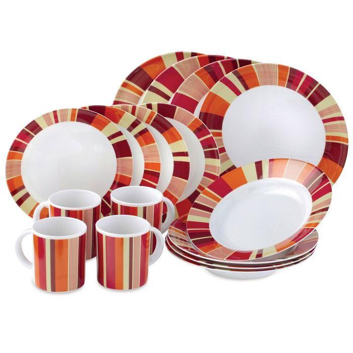 ensemble de vaisselle pas cher design en image
