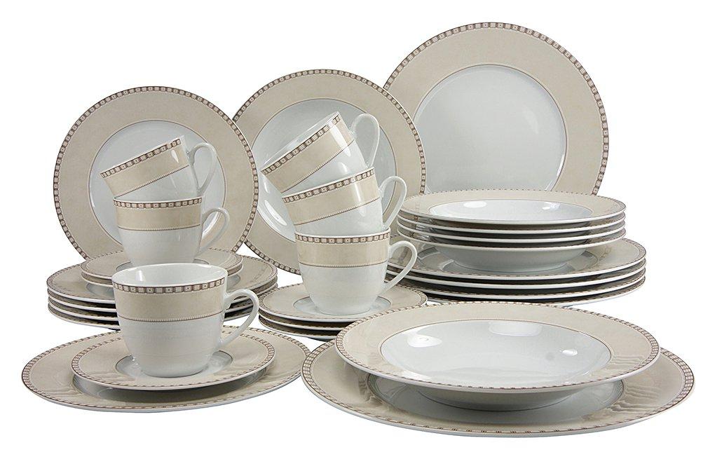 Service de table complet maison du monde - Service vaisselle maison du monde ...