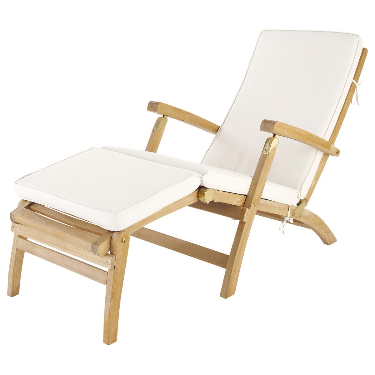 Matelas chaise longue - Design en image