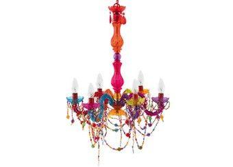 Petit lustre baroque design en image - Lustre baroque pas cher ...