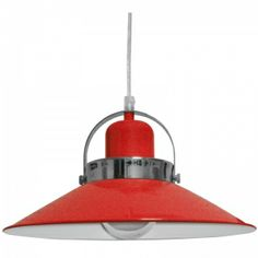 Suspension rouge pour cuisine design en image for Suspension rouge cuisine