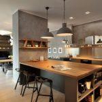 Luminaires pour cuisine suspension moderne