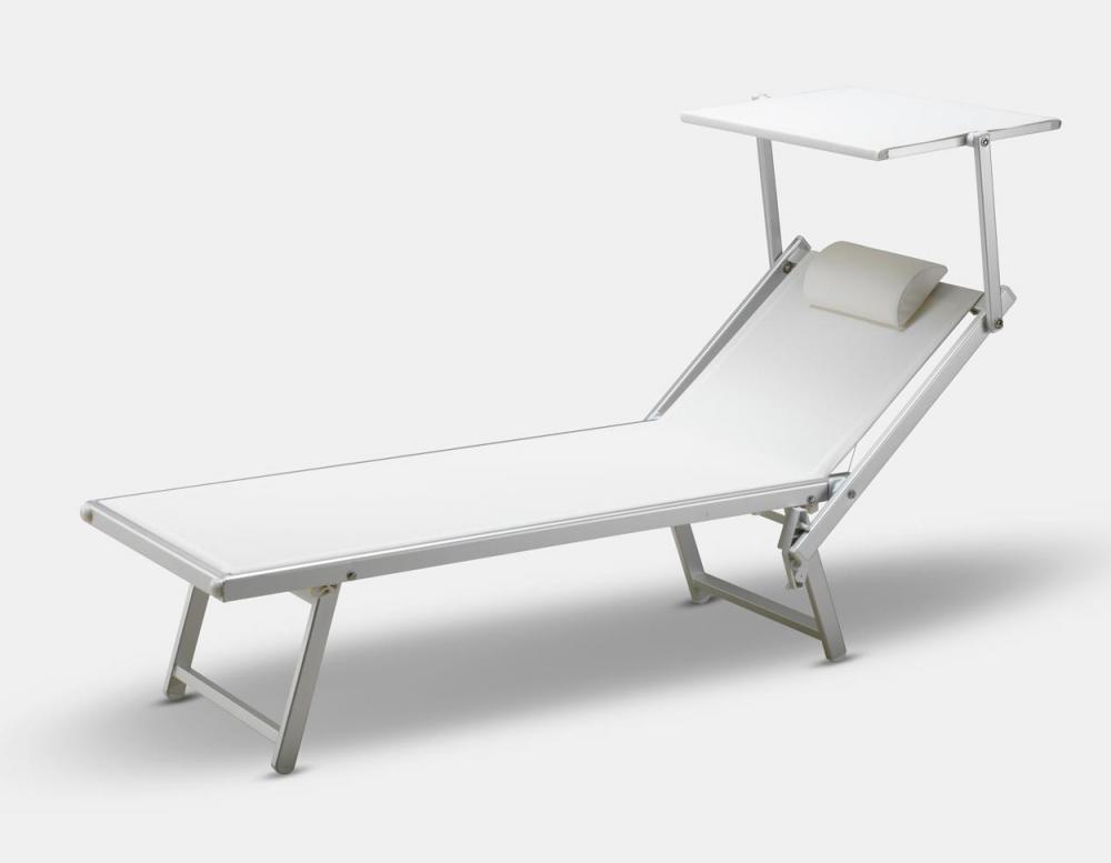 Transat plage pour professionnel design en image for Chaises longues de plage