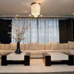 Deco maison moderne salon