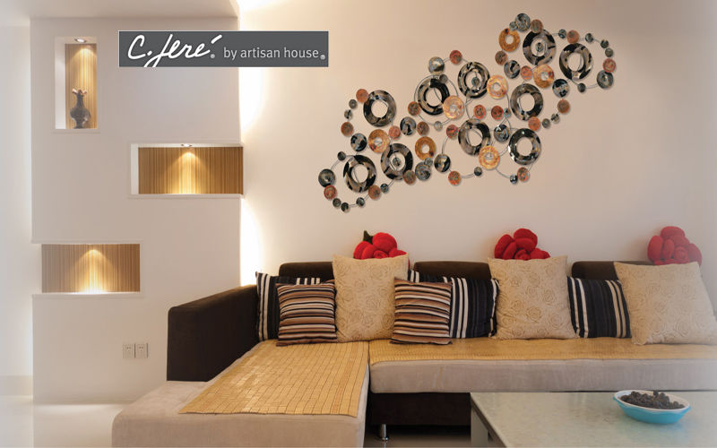Decoration design murale design en image Objet decoration murale design