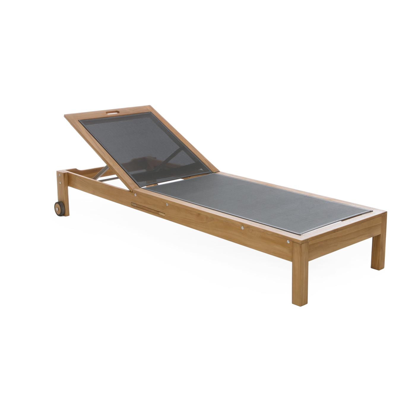 Chaises longues jardin design en image for Chaise longue jardin aldi