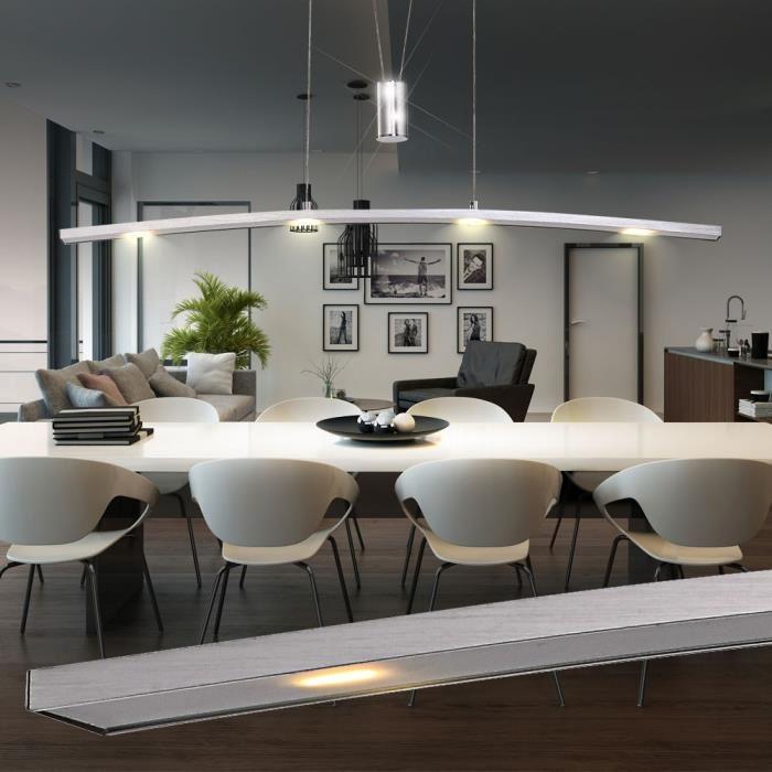 Lustres salon salle a manger - Design en image