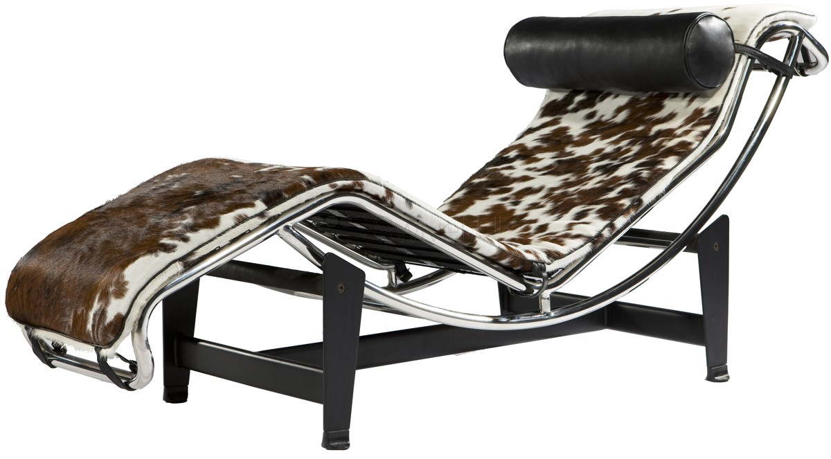 Chaise longue corbusier design en image - Chaise le corbusier prix ...