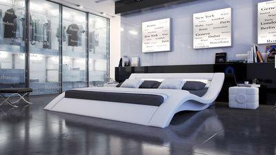 Lit design blanc avec leds cirros meubles mobilier moss 1 Résultat Supérieur 50 Luxe Meuble Design Stock 2018 Ojr7