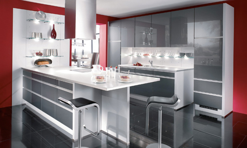 Emejing Deco Cuisine Design Contemporary - Joshkrajcik.us ...