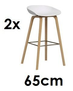 Chaise Bar Assise 65 Cm Design En Image