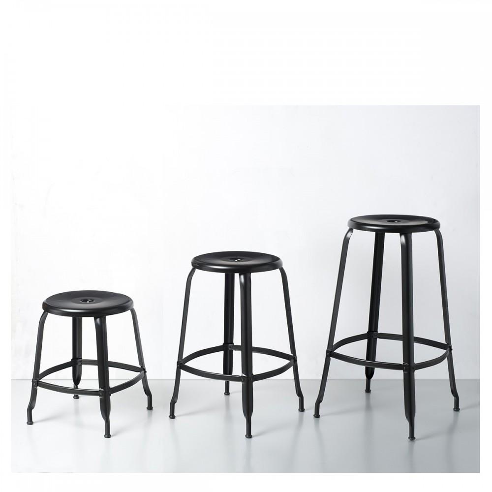 chaise de bar hauteur assise 60 cm design en image. Black Bedroom Furniture Sets. Home Design Ideas