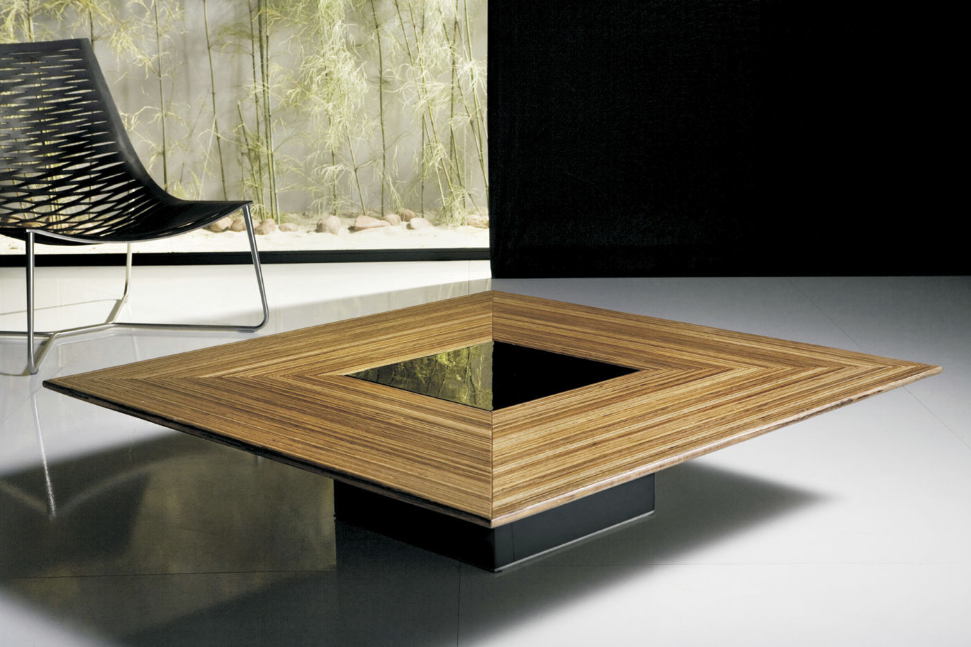 table basse bois contemporaine design en image. Black Bedroom Furniture Sets. Home Design Ideas