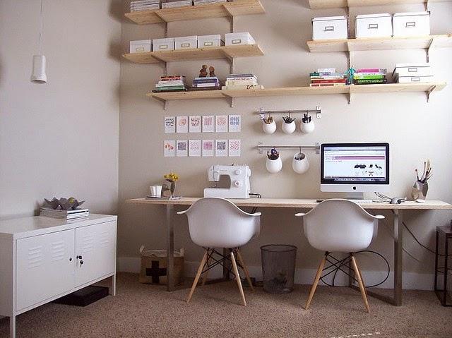 Deco bureau design en image