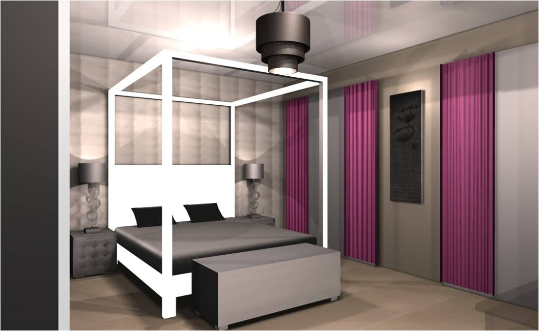 d coration d int rieur chambre design en image. Black Bedroom Furniture Sets. Home Design Ideas