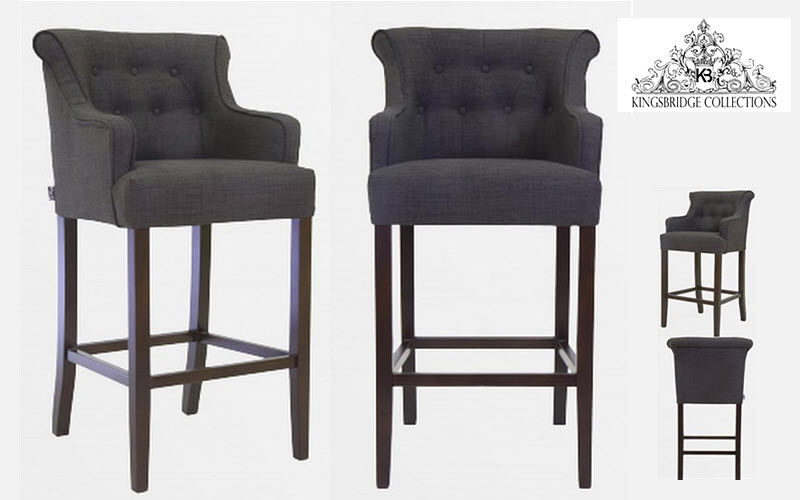Chaise haute pour bar design en image for Tabouret chaise haute cuisine