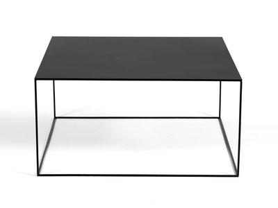 table basse en metal noir design en image. Black Bedroom Furniture Sets. Home Design Ideas