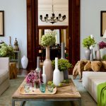 Maison décoration florale