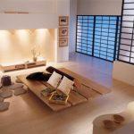 Objet décoration salon zen