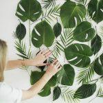 Decoration murale jungle