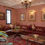 Decoration salon marocain 2011