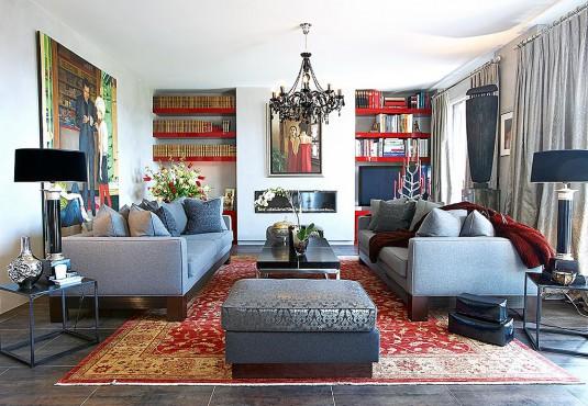 Decoration interieur application