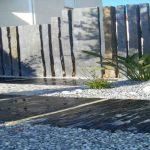 Decoration ardoise pour jardin