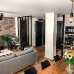 Décoration salon style lounge