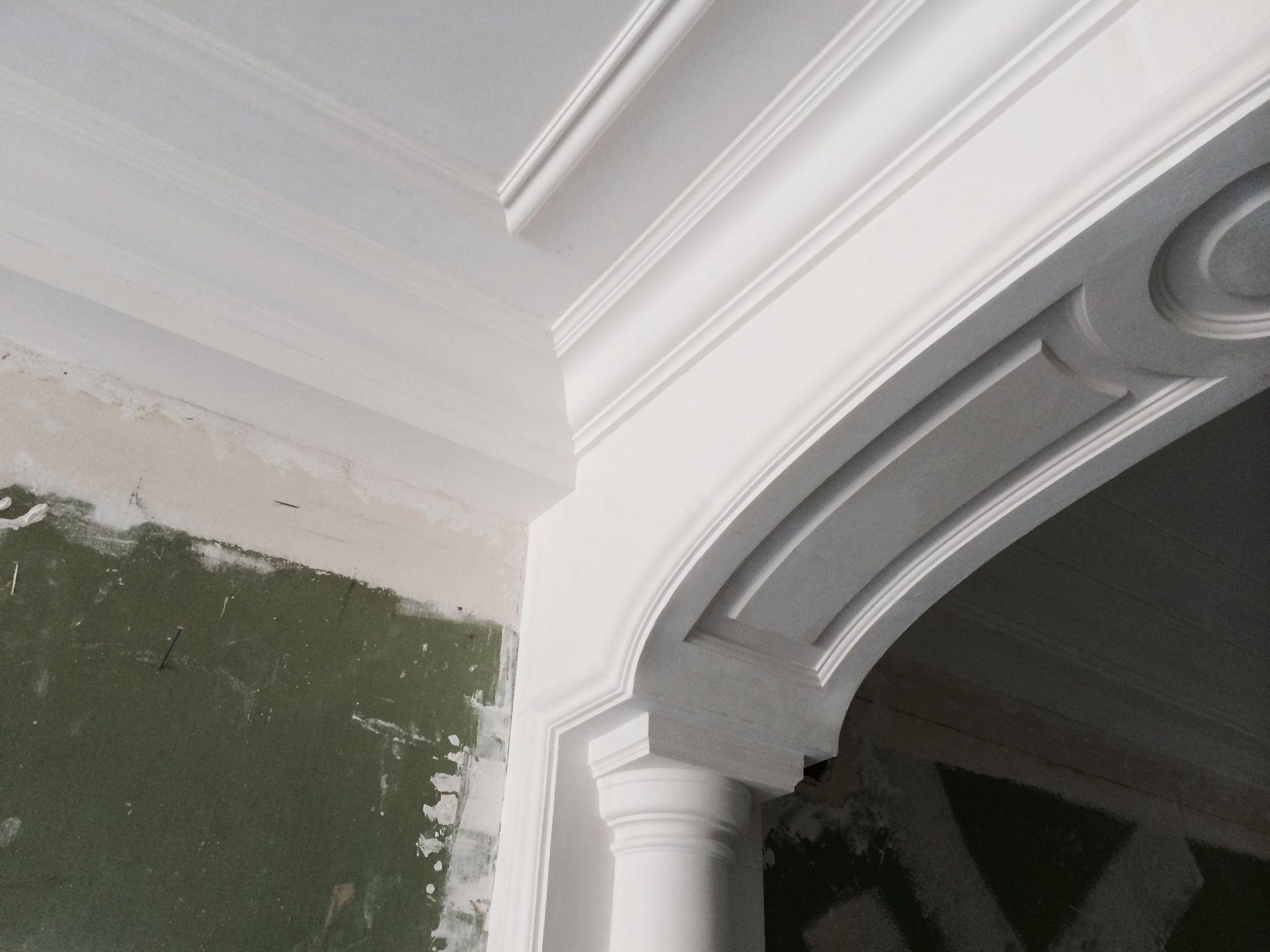 Décoration staff maison - Design en image