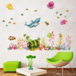 Decoration murale ocean