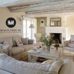 Décoration salon style cosy