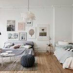 Decoration interieur appartement studio