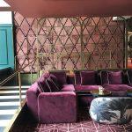Decoration interieur restaurant lounge