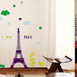 Tour eiffel décoration maison du monde