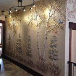 Décoration murale platre