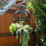 Idée décoration jardin récup
