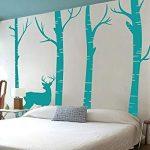 Décoration murale avec vinyle
