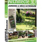 Logiciel jardin & décoration extérieure 3d