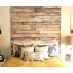 Decoration murale planche de bois