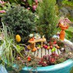 Décoration paques jardin