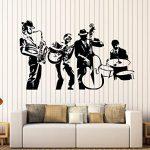 Decoration murale jazz