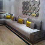 Salon oriental decoration